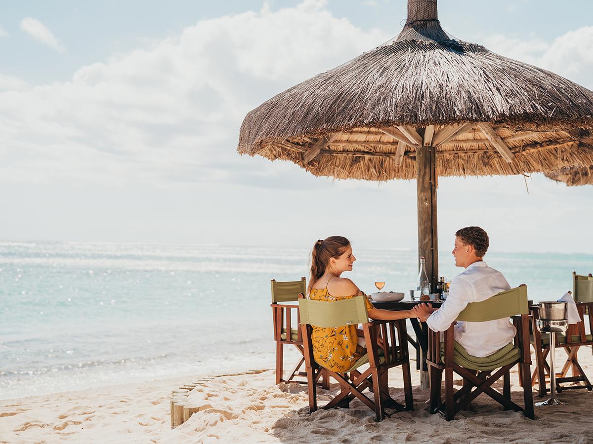 L'hôtelDinarobin, un paradis pour les amoureux