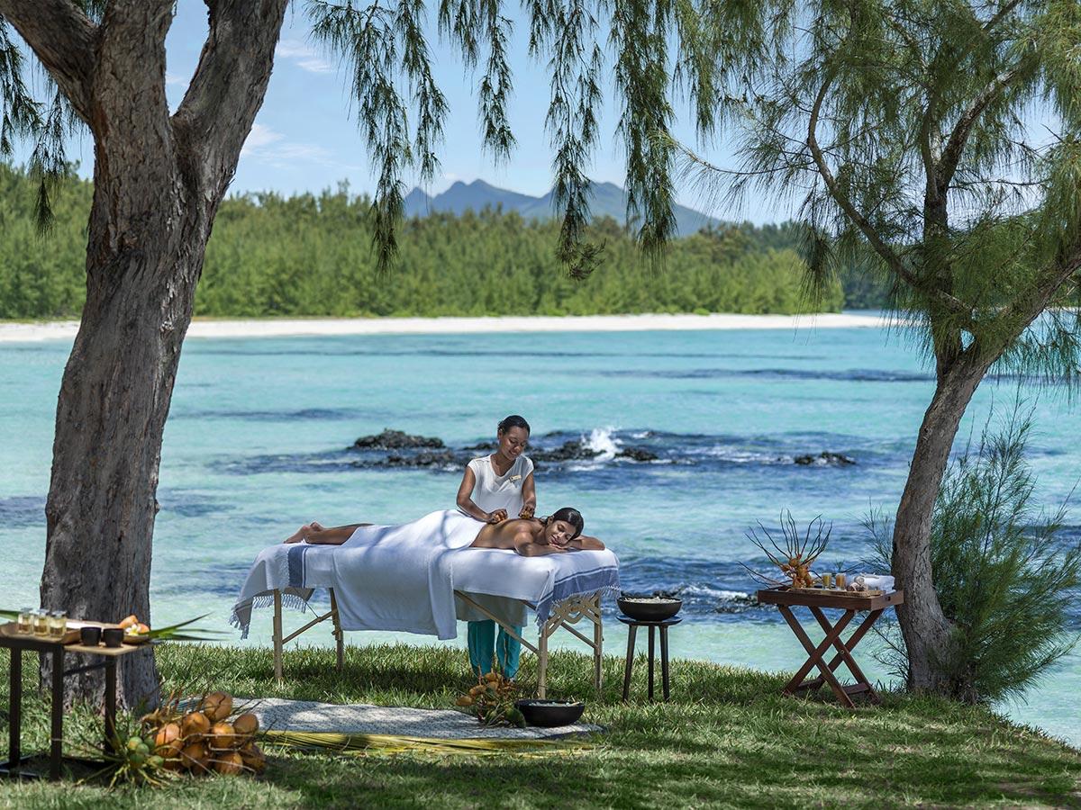 Ressourcez-vous au spa du Shangri-La?s Le Touessrok Resort & Spa