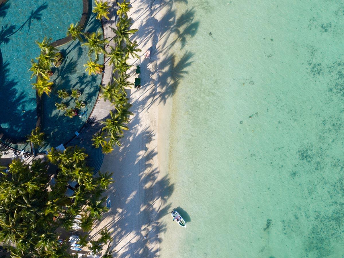 Profitez des plages de sable blanc