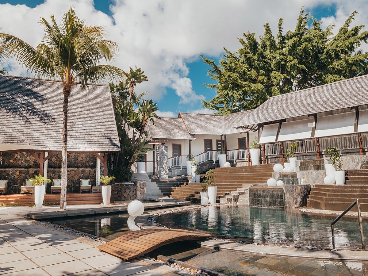Le spa du Royal Palm