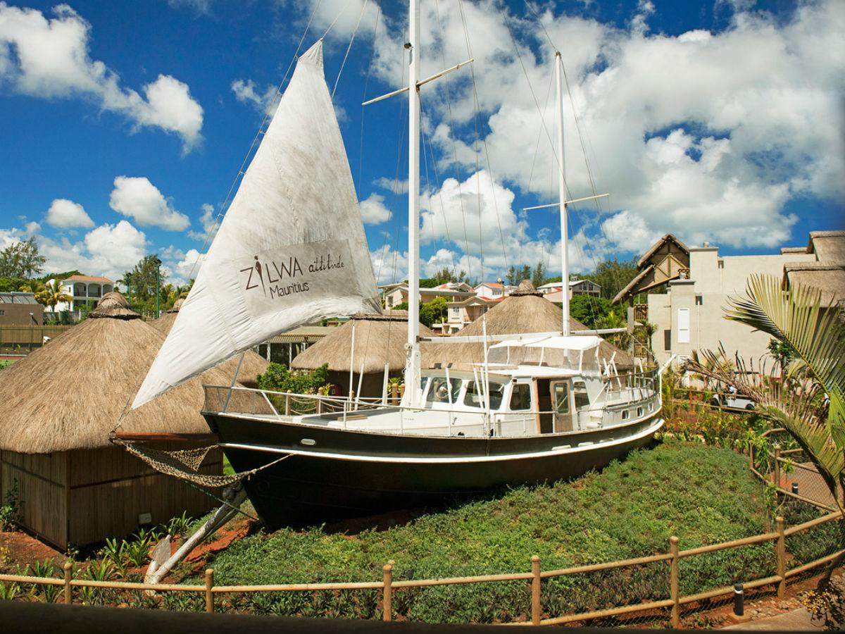 La bateau Pirates du Zilwa