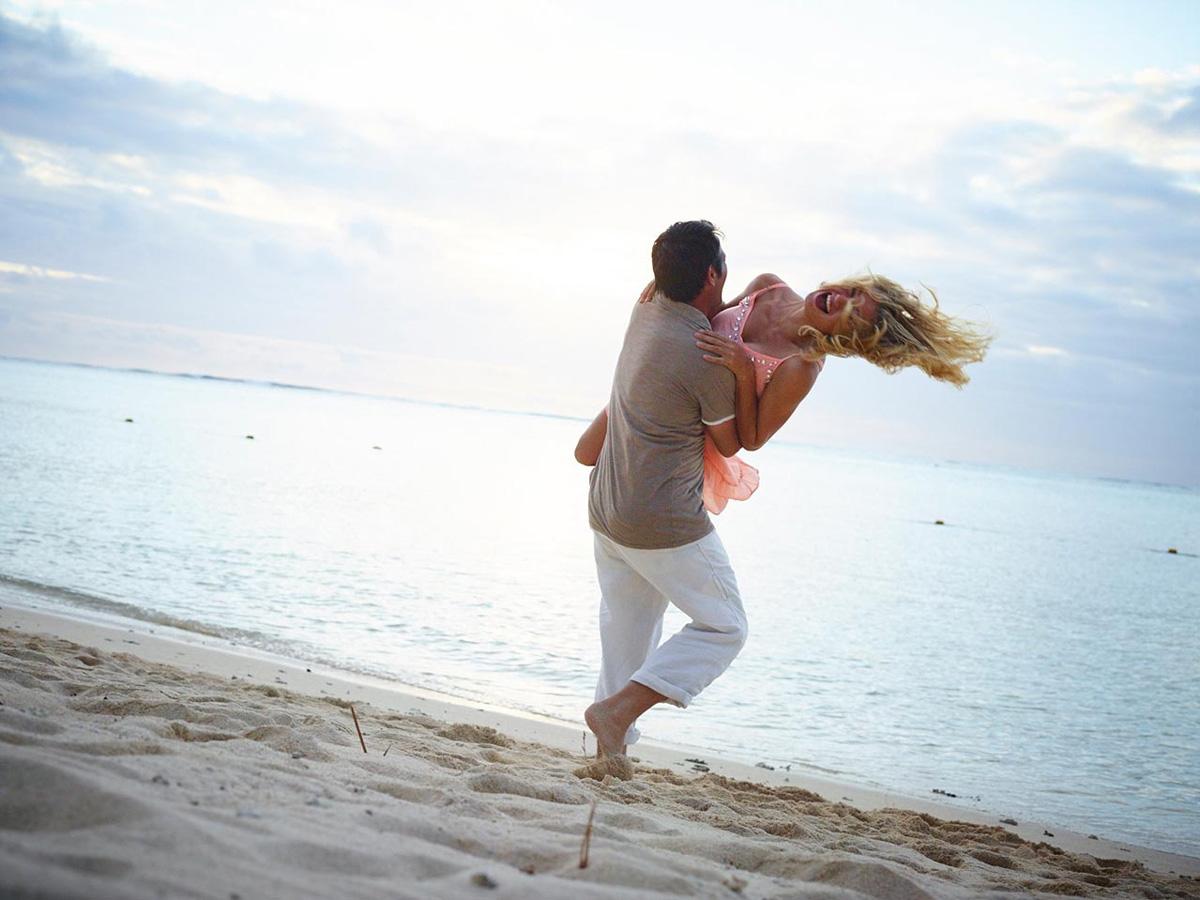 Séjour romantique au Lux Le Morne