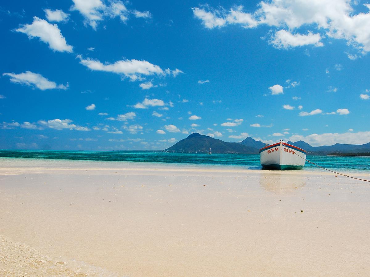 Une plage de rêve pour un séjour à Maurice