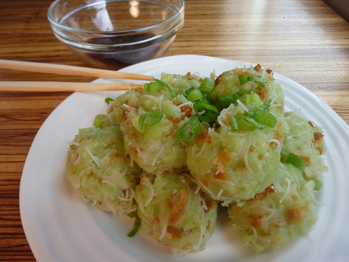 Les délicieuses boulettes niouk yen