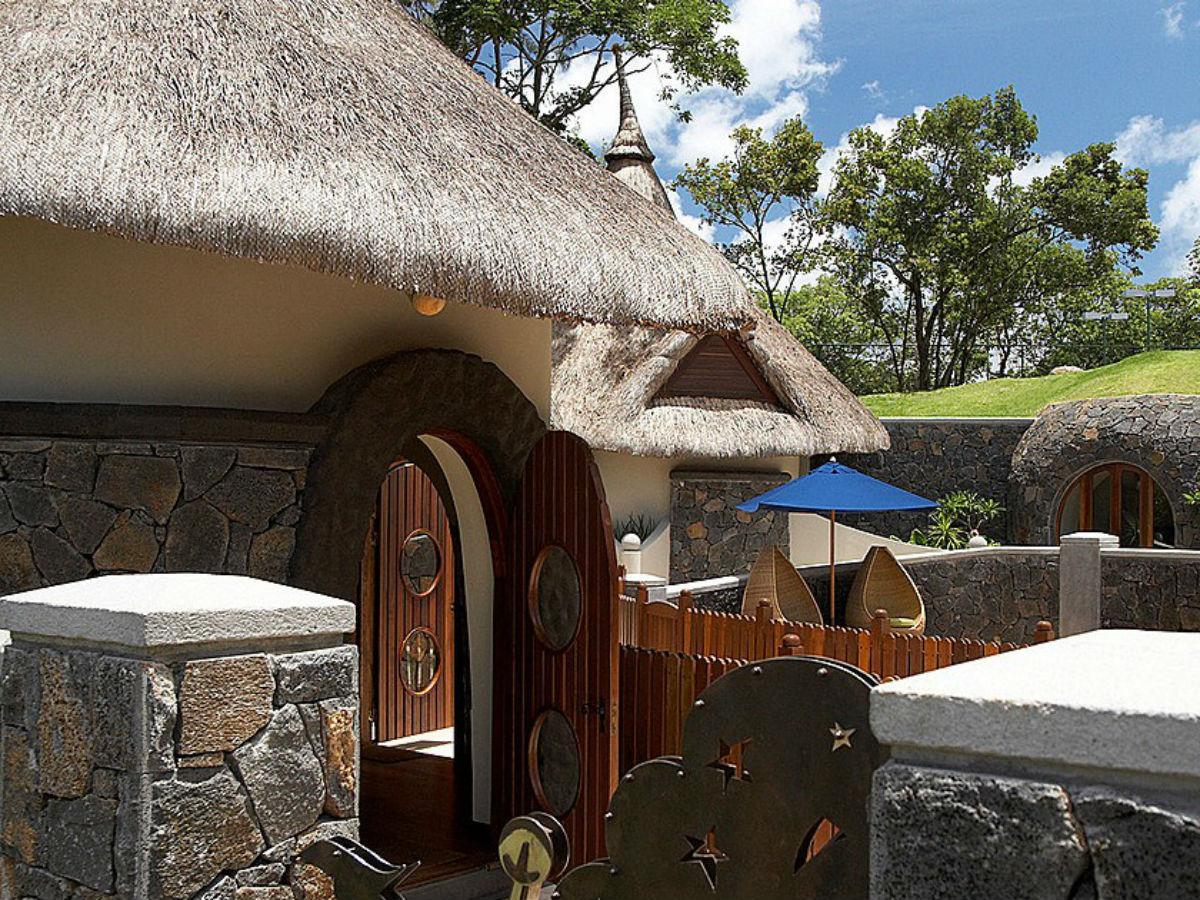 Le village de hobbits au Four Seasons at Anahita