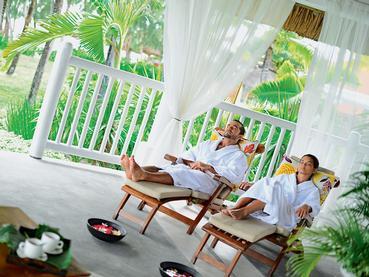 Détente et bien-être à l'hôtel Ambre Resort & Spa