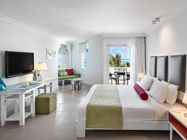 Deluxe Suite de l'Ambre Resort à l'île Maurice