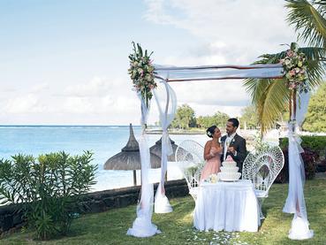 Echangez vos voeux dans un cadre idyllique à l'Ambre Resort