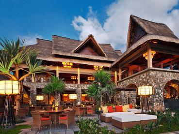 Ozyra Restaurant de l'hôtel Angsana Balaclava
