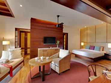 Deluxe Pool Suite de l'Angsana Balaclava