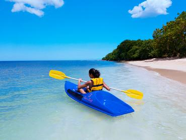 Activité nautique de l'hôtel Angsana Balaclava