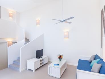 2 Bedroom Duplex de la résidence Be Cosy