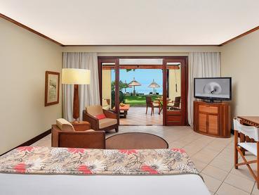 Tropical Room du Paradis Hotel à l'île Maurice