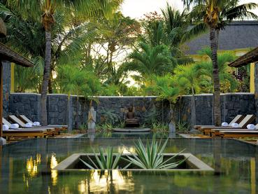 La spa du Paradis Hotel est dédié au bien-être et à la relaxation