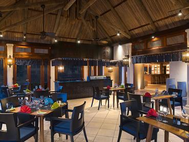 Spécialités asiatiques au restaurant C Asian du C Mauritius