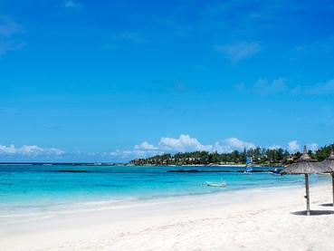 Le C Mauritius est bordé par un merveilleux lagon turquoise