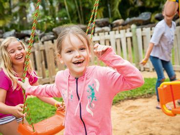 Le Canonnier Beachcomber est un paradis pour les petits
