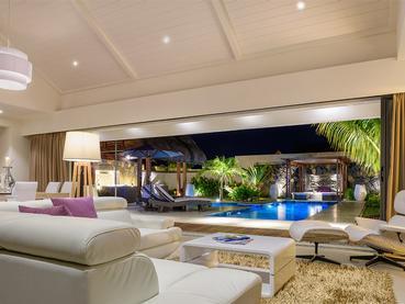 Gallion: 4 chambres du Clos du Littoral à l'île Maurice