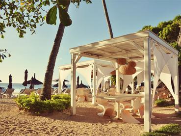 Accédez au Beach Club durant votre séjour au Clos du Littoral à Grand Baie