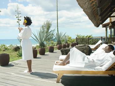 Détente et bien-être au spa du Club Med La Plantation d'Albion