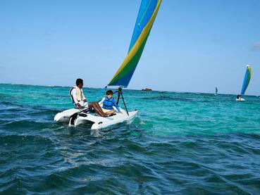 Profitez de la multitude d'activités nautiques du Club Med