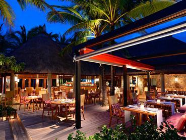 Le restaurant La Spiaggia du Constance Belle Mare Plage