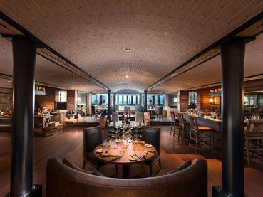 Le restaurant Blue Penny de l'hôtel Constance à Belle Mare
