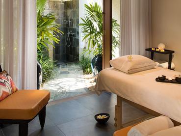 Le spa de l'hôtel 5 étoiles Constance Belle Mare Plage