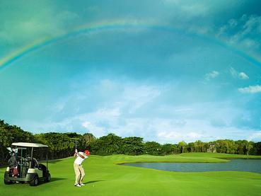 Le Constance Belle Mare Plage est le paradis des amateurs de golf