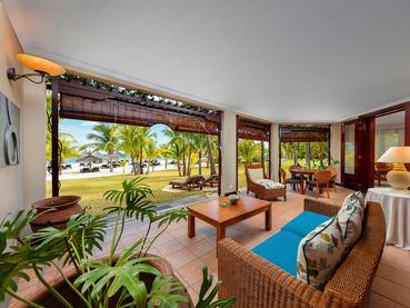Club Senior Suite de l'hôtel Dinarobin Beachcomber