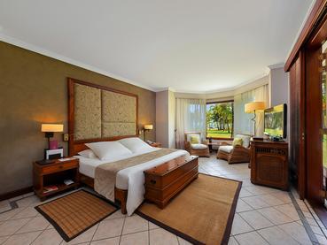 Club Junior Suite Beach de l'hôtel Dinarobin