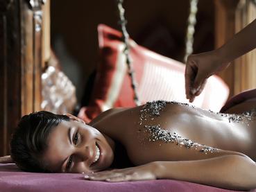 Profitez des somptueux soins du spa du Dinarobin