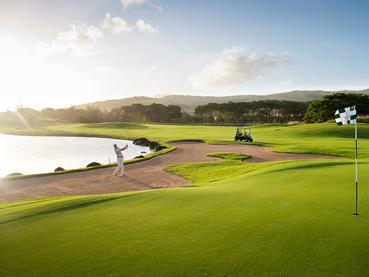 L'Heritage Awali met à votre disposition un magnifique parcours de golf