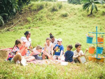 Les enfants auront droit à de nombreuses activités à l'Heritage Awali