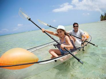 Profitez des nombreuses activités nautiques de l'Heritage Awali