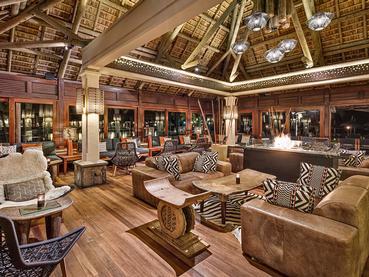 Le Zenzi Bar de l'Heritage Awali à l'île Maurice