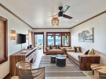 Senior Suite Sea View - Ground Floor de l'Heritage Awali