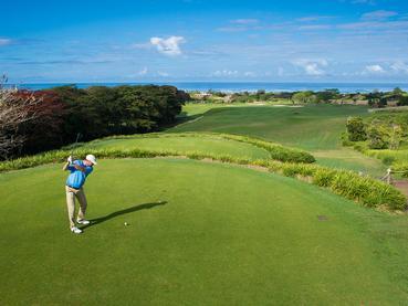 L'Heritage The Villas met à votre disposition un magnifique parcours de golf