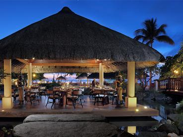 Le restaurant Ginger Thaï de l'Hilton, le premier restaurant thaïlandais de l'île