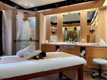 Le spa de l'hôtel 5 étoiles Hilton Mauritius à Flic en Flac