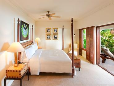Beachfront Family Suite de l'hôtel Hilton Mauritius