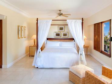 Presidential Suite de l'Hilton Mauritius à Flic en Flac