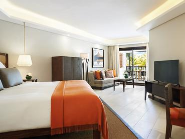 Junior Suite du Royal Palm Hotel à proximité de Grand Baie