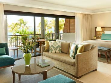 Tropical Suite du Royal Palm Hotel à proximité de Grand Baie