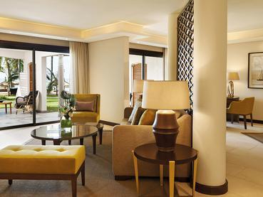 Palm Suite du Royal Palm Hotel à proximité de Grand Baie