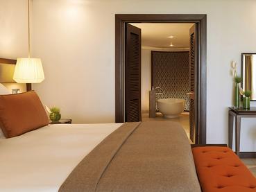 Garden Suite du Royal Palm Hotel à proximité de Grand Baie