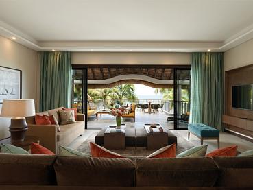 Presidential Suite du Royal Palm Hotel à proximité de Grand Baie