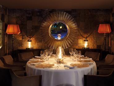 Restaurant La Table du Capitaine du Royal Palm