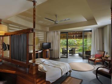 Tropical Junior Suite de l'hôtel Trou Aux Biches Resort