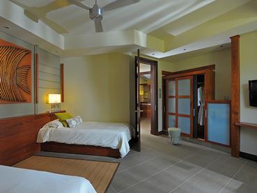 Suite Famille de l'hôtel Trou Aux Biches Resort